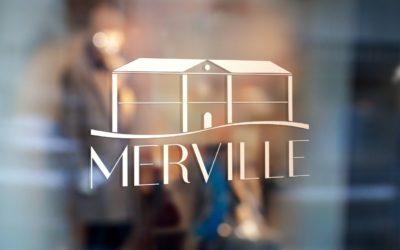 Logo et charte graphique de la commune de Merville